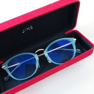 JINS Blue Light Glasses LCF-15A-298